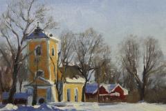 Akerby kyrka